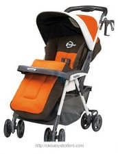 Stroller Peg-Perego Aria Oh Completo