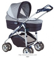 Stroller Peg-Perego Culla (chassis Caravel 22)