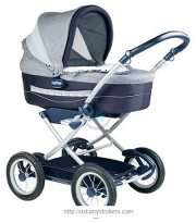 Stroller Peg-Perego Culla (chassis Class 4)