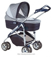Stroller Peg-Perego Culla 2009 (chassis Caravel 22)