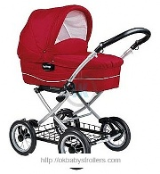 Stroller Peg-Perego Culla 2009 (chassis Class 4)
