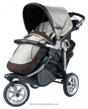 Stroller Peg-Perego GT3 Fortwo