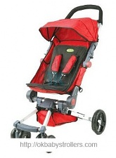 Stroller Quick Smart Easy Fold Stroller Comfort Pack