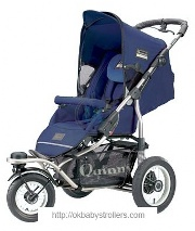 Stroller Quinny Freestyle 3XL Comfort