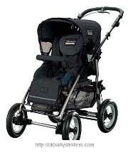 Stroller Quinny Freestyle 4 Plus