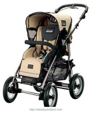 Stroller Quinny Freestyle 4 XL (2 in 1)