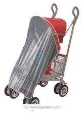 Stroller Red Castle FILOO