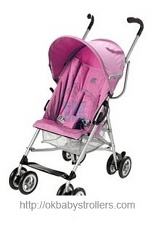Stroller Red Castle MINI RED