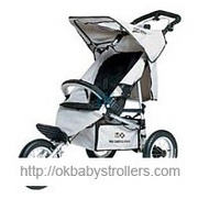Stroller Red Castle Top Jogg
