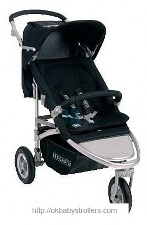 Stroller Red Castle WHIZZ