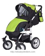 Stroller Riko Alpina (2 in 1)
