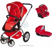 Stroller Safety 1st by Baby Relax Road Master Trio (3 in 1)