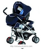 Stroller Safety 1st by Baby Relax Trio BR6