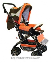 Stroller SECA Rovertruck