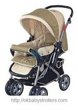 Stroller Selby SS-203