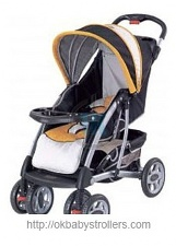 Stroller Selby SS-302