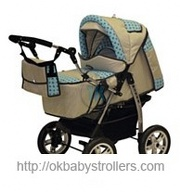 Stroller SlARO TEAM Kitty BL