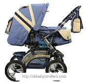 Stroller Tako City Voyager PCL