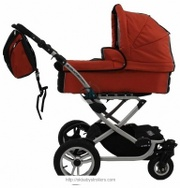 Stroller Tako Evolution Sport (3 in 1)