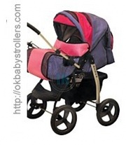 Stroller Teddy ALICE B