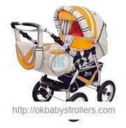 Stroller Teddy DIANA PC
