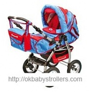 Stroller Teddy Iness PC