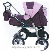 Stroller Teddy Princessa PC
