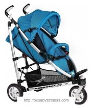 Stroller TFK Buggster S Air (2 in 1)