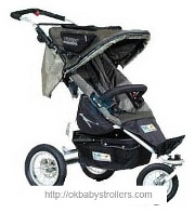 Stroller TFK Joggster Twist (2 in 1)