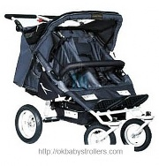 Stroller TFK Twinner Twist + transport