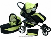 Stroller Tomkon Fit Line (2 in 1)