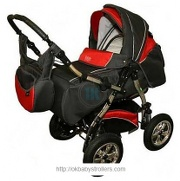 Stroller Tutis Viper (inflatable�wheels)