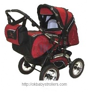 Stroller Verdi Orion (chrome�tire)