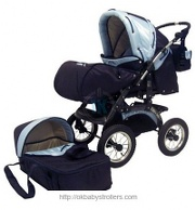 Stroller Zby-Wal Galax Lux
